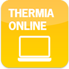 Thermia Online geïnstalleerd voor oktober 2012