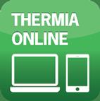 Thermia Online voor Inverter en Mega